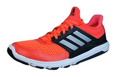 Adidas Adipure 3603 Training Shoes  AW15  8  Red *** Click on the image for additional details.