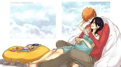A majority of Bleach fans want a canonical, romantic relationship between Ichigo Kurosaki and Rukia Kuchiki in the Bleach Manga.This event will bring happiness to millions of Bleach fans around the world and ensure that in future works regarding Bleach, this pairing will be used as the primary relationship...