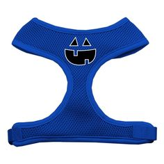 Mirage Pet Products Pumpkin Face Design Soft Mesh Dog Harnesses, X-Large, Blue ** You can get more details by clicking on the image. (This is an affiliate link and I receive a commission for the sales)