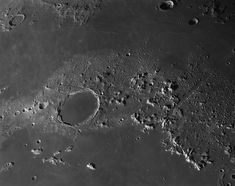 NASA's Astronomy Picture Of The Day: Plato And The Lunar Alps