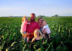 This Farm Family's Life: Girls Can Farm Too...