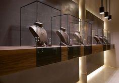 Leo Pizzo Jewellery by Diego Bortolato architto, Milan