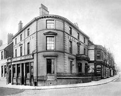 1900, park hotel, charing cross, Birkenhead