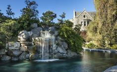 The Playboy Mansion Holmby Hills, California 90024 | Listings | Hilton & Hyland