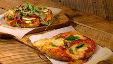 Pizza maison - Recettes de cuisine, trucs et conseils - Canal Vie