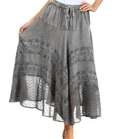 Sakkas Ivy Maiden Boho Skirt