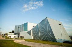 Arquitetura de Bibliotecas - Library Architecture: Biblioteca do Centro Cultural Univates