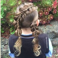 Image result for pretty little braids