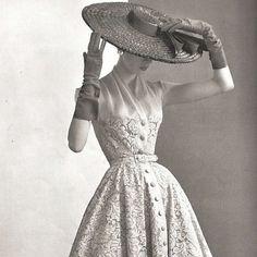 Balmain, c.1950 #Mood #ItsSaturday