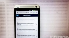 AOL Reader beta now live on the web