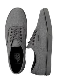 All Gray Vans Shoes For Guys