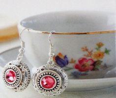 Lotti Dotties Magnetic Jewelry Filigree Earrings
