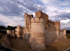 España, el país de los castillos.