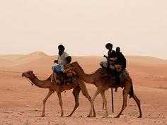 Traveling Adventure in Mauritania, Africa - The Ancient Caravan Routes