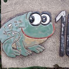 Dekorace keramická hlína