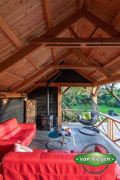 Outdoor Oven, Outdoor Pergola, Outdoor Rooms, Backyard Patio, Outdoor Living, Outdoor Decor, Diy Grill, House Extension Design, Best Tiny House