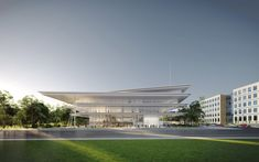 Gallery of Renzo Piano to Break Ground on Des Moines' Kum & Go Headquarters - 1