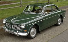 1967 Volvo 122S Maintenance of old vehicles: the material for new cogs/casters/gears/pads could be cast polyamide which I (Cast polyamide) can produce