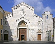 The Duomo of Sorrento - The Sorrento Cathedral