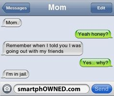 Page 31 - Awkward Parents - Autocorrect Fails and Funny Text Messages - SmartphOWNED