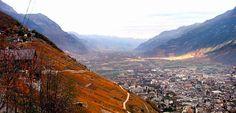 Martigny, (Canton of Valais, Switzerland)