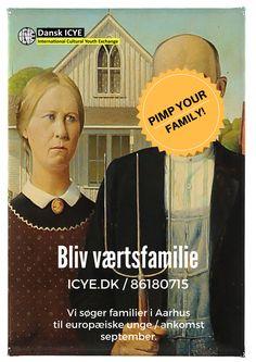Oplev kulturudveksling i eget hjem med Dansk ICYE - bliv værtsfamilie