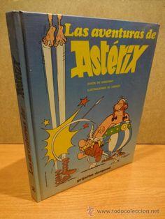 LAS AVENTURAS DE ASTÉRIX. ED / GRIJALBO-DARGAUD - 1987. TOMO 2. BUENA CALIDAD. OCASIÓN !!