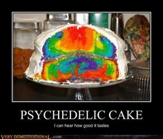 Vivid Musings » Dessert Hacks - for the Deadhead in your life.  Like totally psychedelic man!