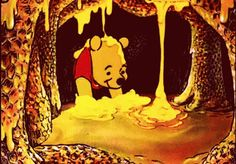 Honey GIF - Honey Pooh PoohBear - Discover & Share GIFs