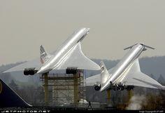 Photo: F-BVFB (CN: 207) Aérospatiale/British Aircraft Corporation Concorde by Peter Unmuth Photoid:5734292 - JetPhotos.Net