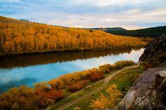 Сухотино. Река Ингода. Забайкалье