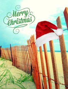 For beach lovers: Holiday Photo Card ideas!