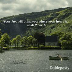 6 Inspiring Irish Quotes