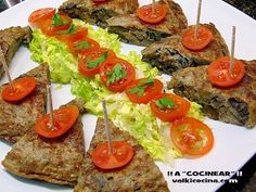 Tortilla de berenjenas - YouTube