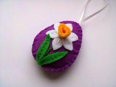 Dusi ustvarja: Easter decoration part 2 / daffodils