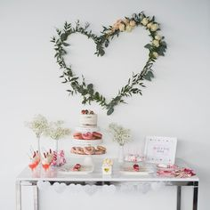 Valentines Day Party Decor (@creativewifeandjoyfulworker)