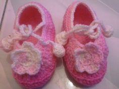lovely baby slipper