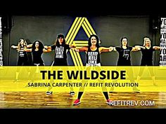 This overly simplistic choreography will be a hit in your workout because the easy movements require no brain power at all! Flashy choreography is exciting f. Zumba Routines, Cardio Routine, Best Cardio Workout, Workout Videos, Refit Revolution, Dance Fitness, Zumba Fitness, Dance It Out, Aerobics Workout