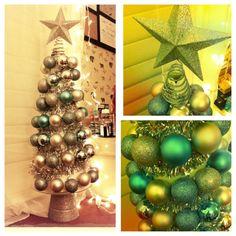 DIY Christmas Tree!!