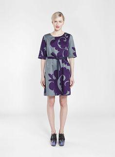 SAMO & SPET dresses- Marimekko clothes, Winter 2014
