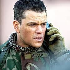 Matt Damon...obviously
