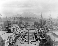 Alaska-Yukon-Pacific Exposition, Seattle 1909