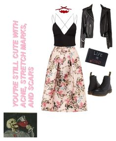 black red by arleenxoxo on polyvore featuring ted baker oneness gucci