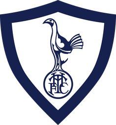 The mighty spurs Tottenham Hotspur Football, White Hart Lane, Crests, Team S, Football Fans, Coat Of Arms, Graphic Art, Badge, Soccer