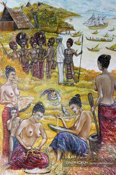 KOKOH GALLERY: ONCE UPON A TIME IN TANIMBAR KEI