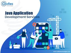 We are a leading Java Application and Software Development Company in India and offer multiple Java Development Services for Web and Applications to the clients across the globe. Web Application Development, Web Development Company, Software Development, Java, Mobile App, Globe, Indian, Technology, Tech