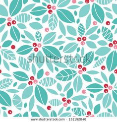 Christmas Holiday Pattern Stock Photos, Images, & Pictures | Shutterstock