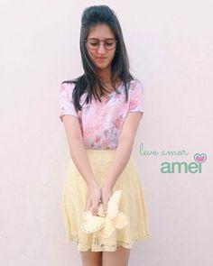 Tenho um coração moderno a moda antiga ❤️ #lojaamei #etiquetaamei #vintage #mtamor #lojaamei