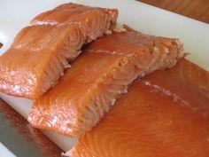 TallCakes' Recipes - Hot Smoked (Kippered) Salmon