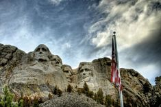 Founding Fathers, Mt. Rushmore